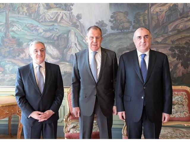 Баку и Ереван хотят воевать друг с другом? Пусть воюют! геополитика